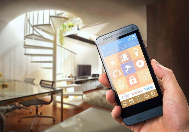 Bezpieczne mieszkanie - aplikacja mobilna