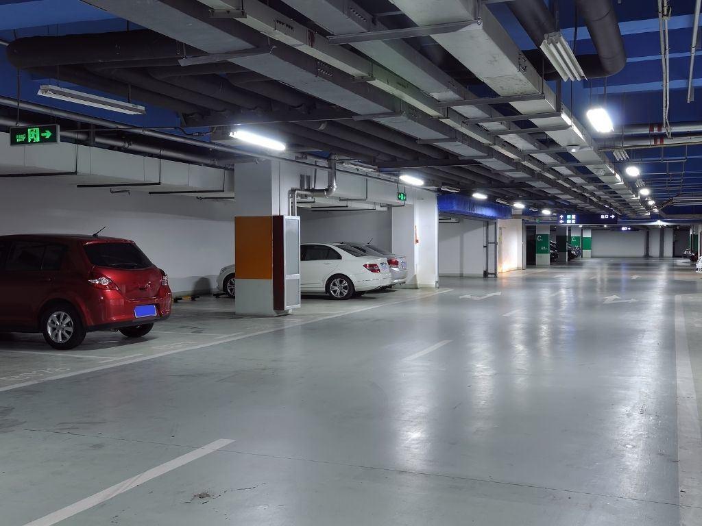 parking - koszt zakupu