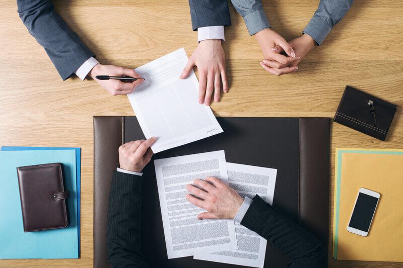 Kupno mieszkania - podpisanie umowy