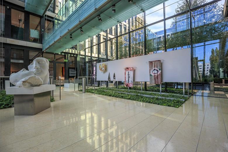 Projekt SOON 37, Galeria wnętrz siedziby Fundacji Rodziny Staraków oraz Spectra Art Space Bobrowiecka 6 Warszawa fot. K. Jurkowski
