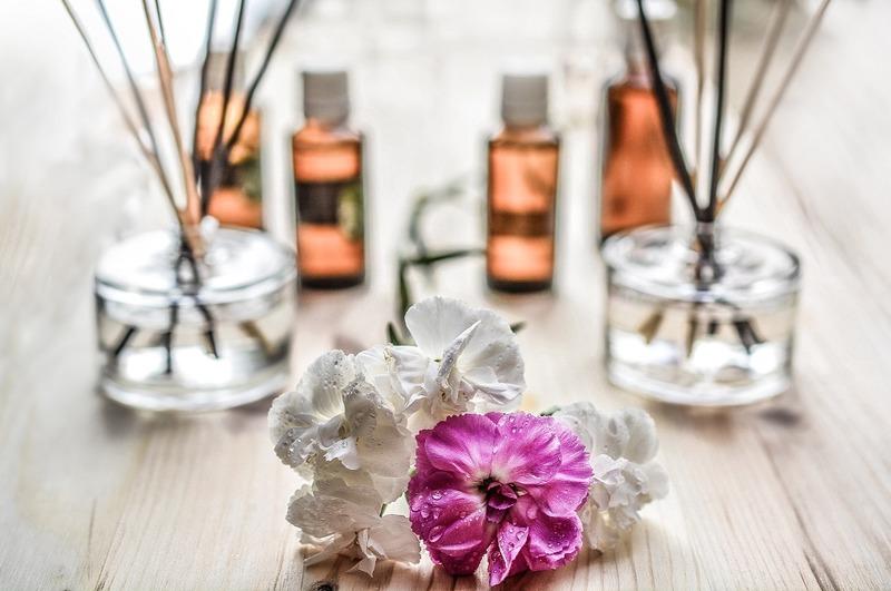 Walentynkowy zapach