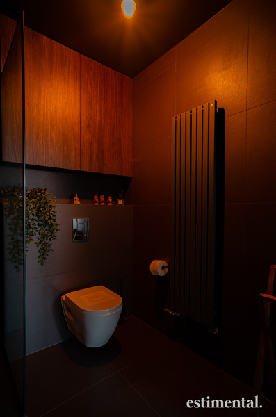 Mała łazienka w bloku - aranżacja