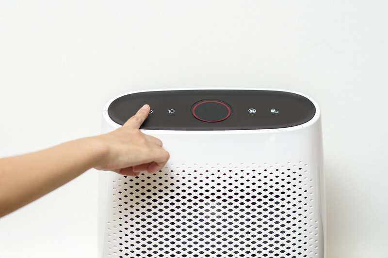 Oczyszczacz powietrza - funkcje