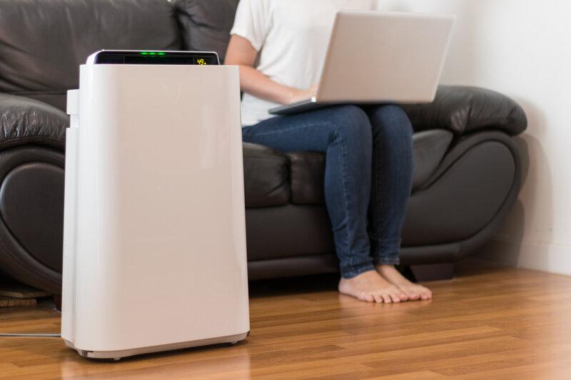 Oczyszczacz powietrza - jak działa?