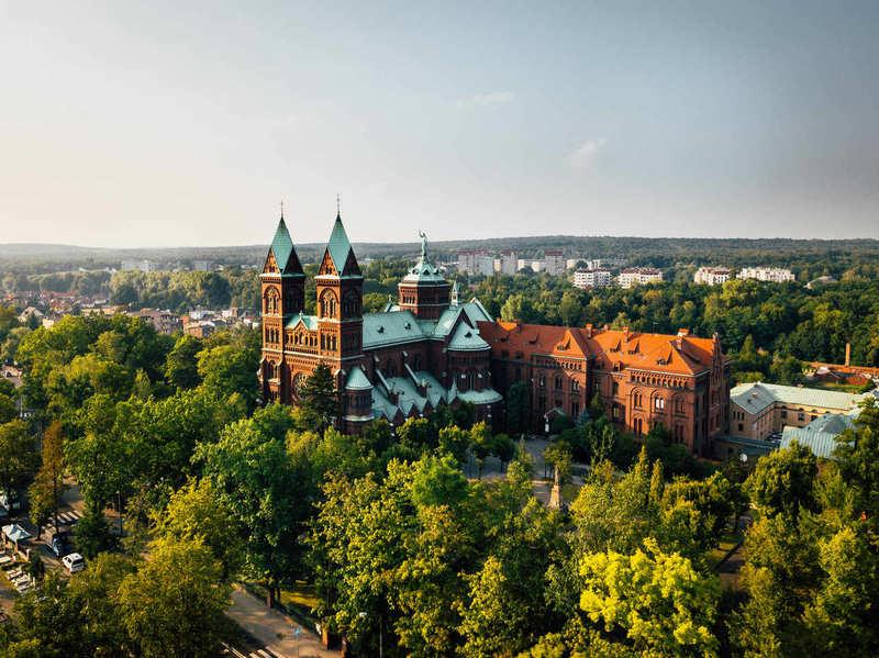 Ligota- Panewniki w Katowicach