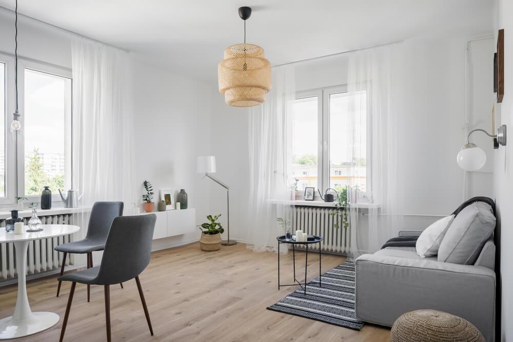 Mieszkanie dla studenta w Warszawie