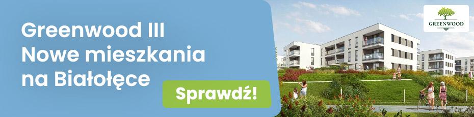 Greenwood III - nowe mieszkania na Białołęce