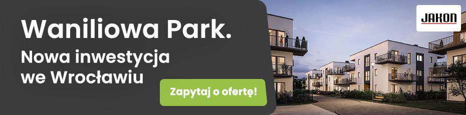 Waniliowa Park - Wrocław
