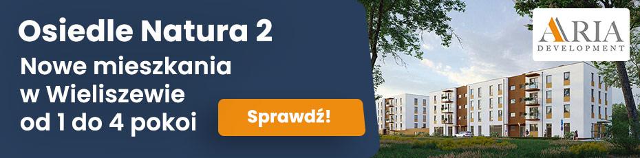 Inwestycja Osiedle Natura 2 w Wieliszewie