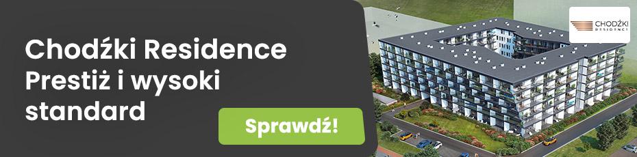 Chodźki Residence - osiedle - nowoczesne apartamenty w Lublinie