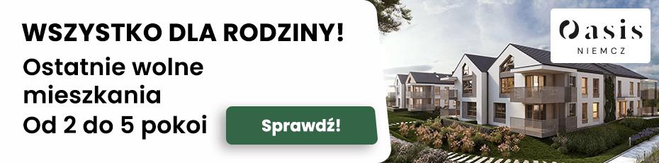 Inwestycja Osiedle Oasis w Bydgoszczy