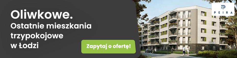 Inwestycja Oliwkowe w Łodzi