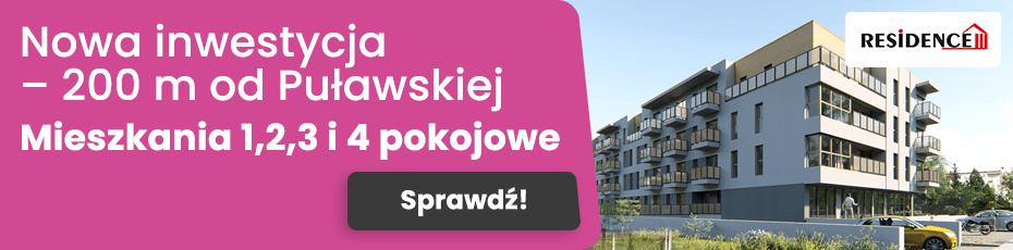 Nowa inwestycja w Piasecznie - Raszyńska Residence
