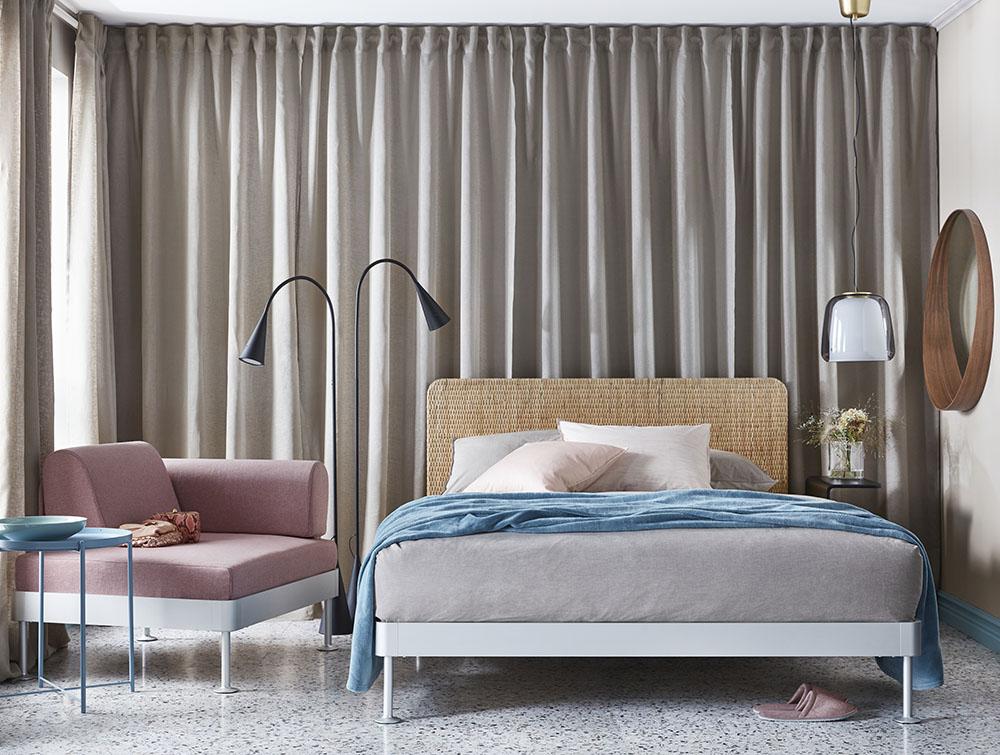 Sypialnia w stylu nowoczesnym rynekpierwotny.pl IKEA