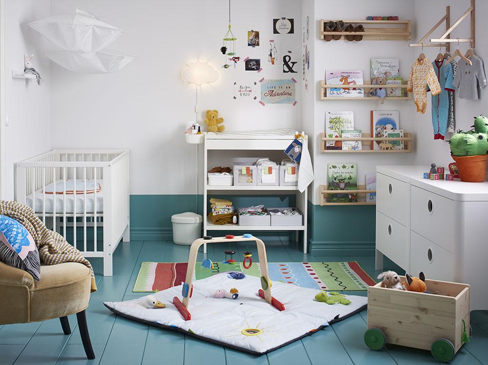 Dywany – styl skandynawski rynekpierwotny.pl IKEA