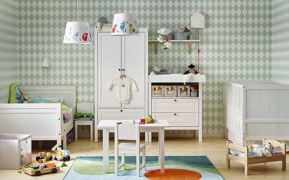Tapeta – styl skandynawski rynekpierwotny.pl IKEA