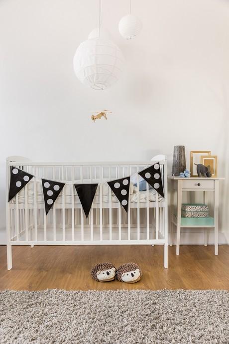 Jak urządzić pokój dla dziecka - przykład