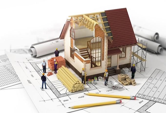 działka budowlana - budowa domu