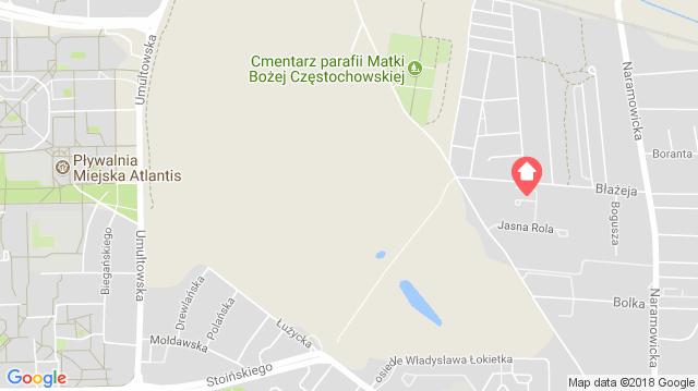 Żurawiniec Park